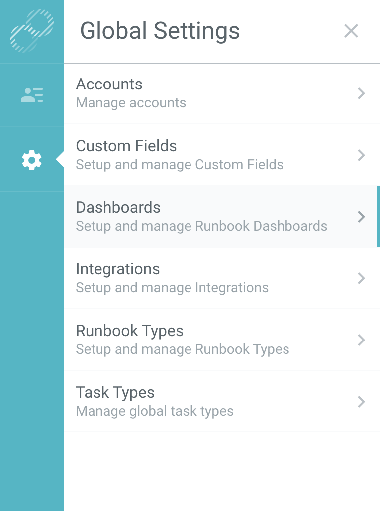 How to set up a multi-runbook dashboard