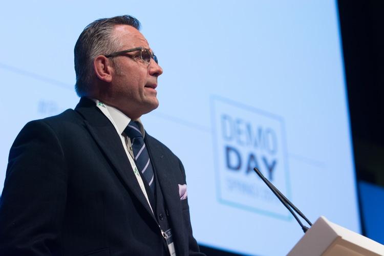 Barclays Techstars Demo Day Capita