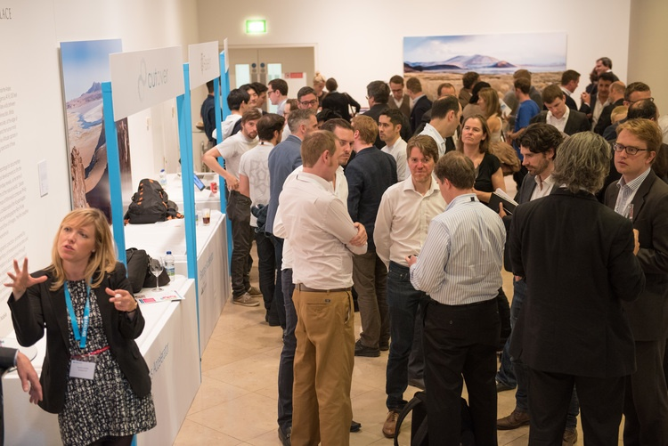 Barclays Techstars Demo Day discussions