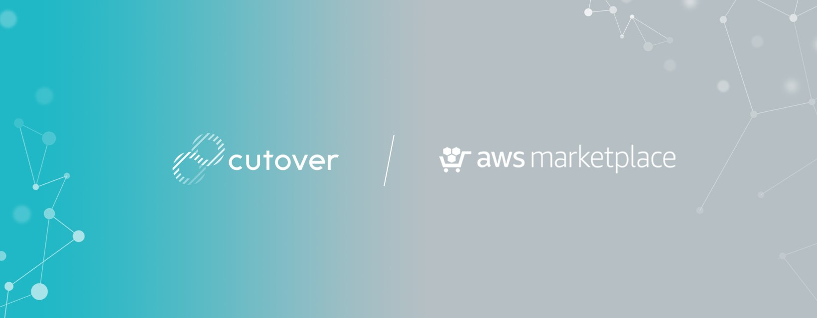 How to get Cutover on the AWS Marketplace