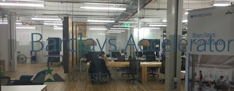 Barclays Accelerator Week 1