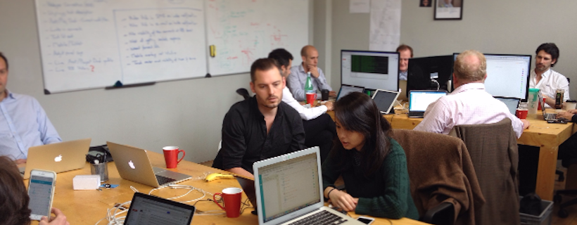 Staff Interview: What It's Like to Work at a Startup